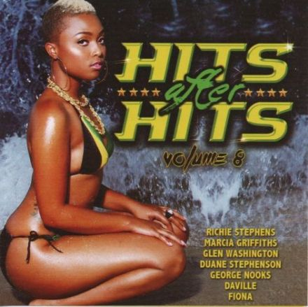 SALE ITEM - Various - Hits After Hits Volume 8 (Joe Fraser) CD